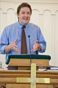 Abram Preaching