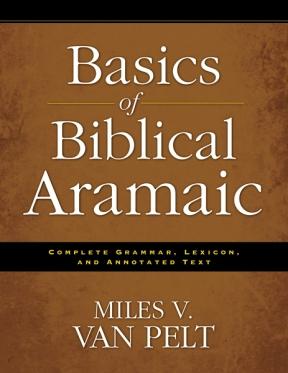 Basics of Biblical Aramaic – Words on the Word