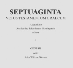 Septuaginta.band 1