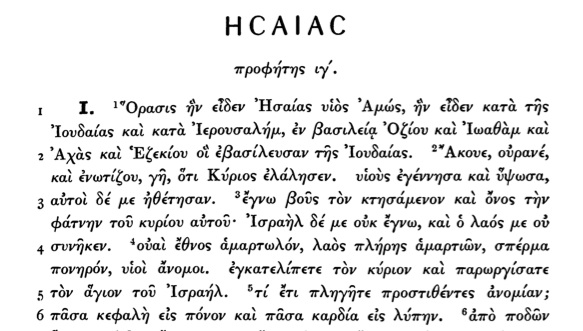 Isa 1.1-5
