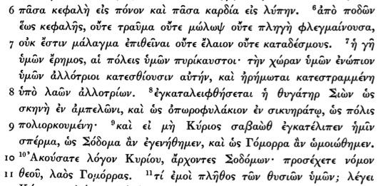Isa 1.6-10