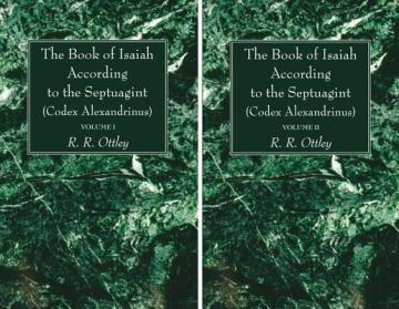 Ottley Isaiah cover