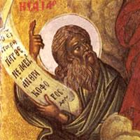 Isaiah prophet