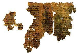 Enoch Scroll Fragment
