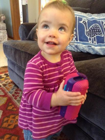 baby likes speaker 2