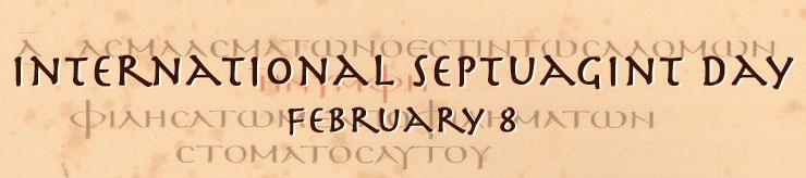 International Septuagint Day