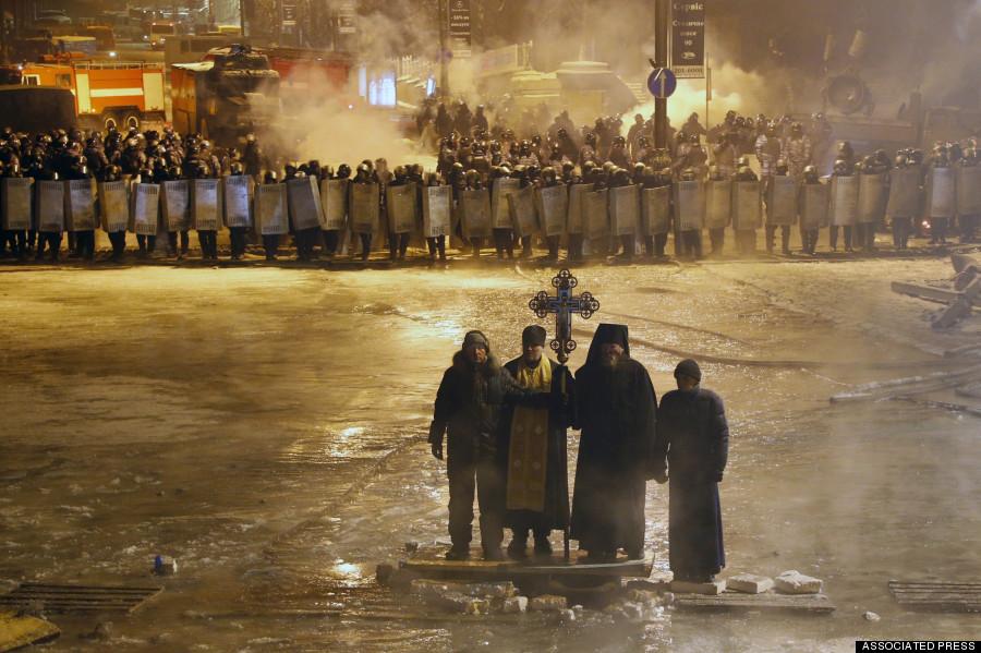 (AP Photo/Sergei Grits)
