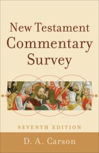 NT Commentary Survey