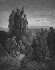 The Apostles Preach the Gospel, Gustave Doré (1832–1883)