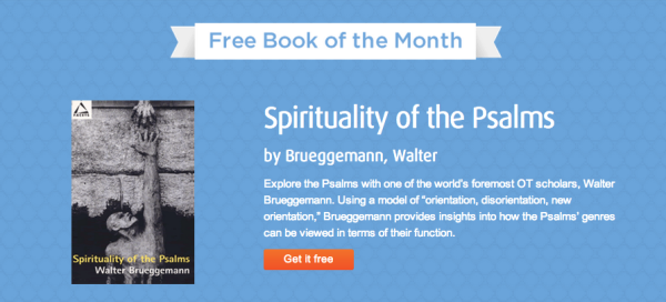 Free Brueggemann on Psalms