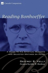 Reading Bonhoeffer