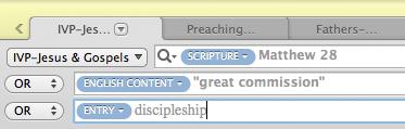 Accordance OR Search