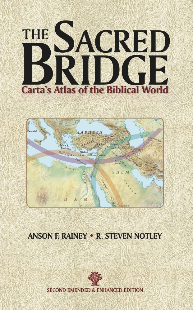 The Best Bible Atlas Ever? Yes. A Review of The Sacred Bridge (1/6)
