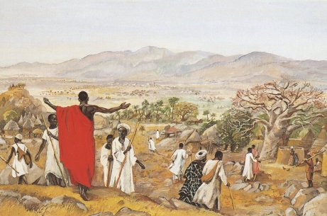 The Mission to the World by JESUS MAFA (1973)