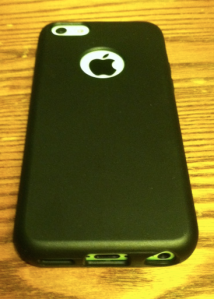 Back of the case
