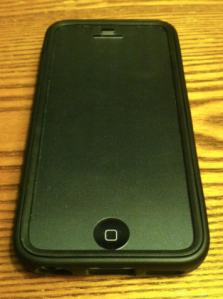 Front of the case