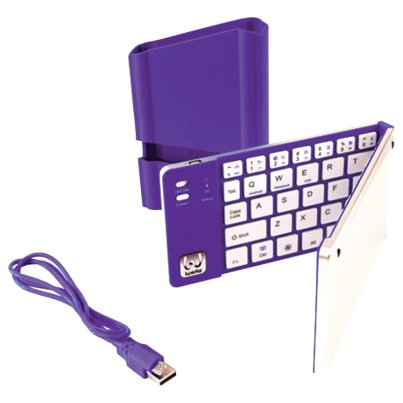 iWerkz Foldable Bluetooth Keyboard