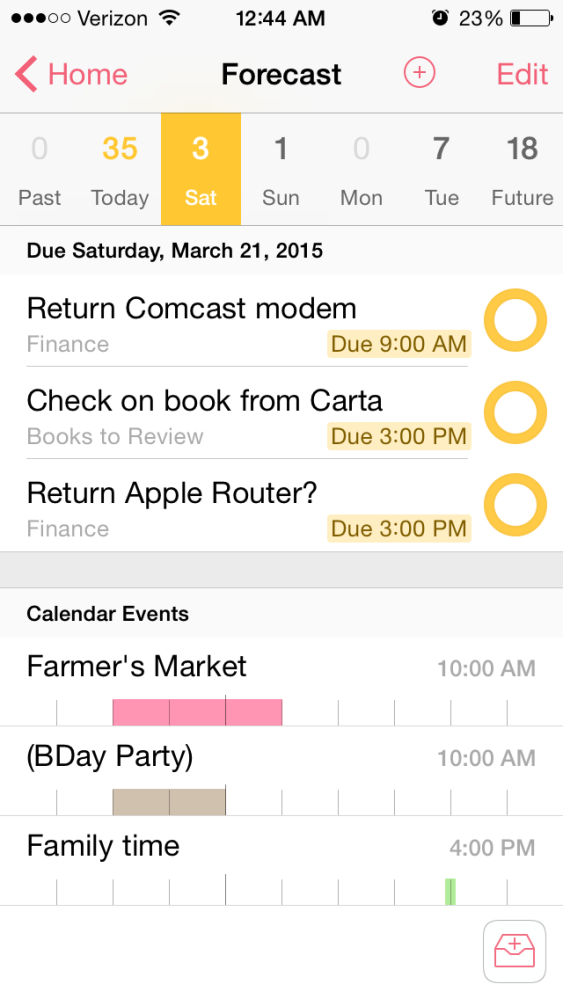 The Last To-Do App You'll Ever Need: OmniFocus (4/6)