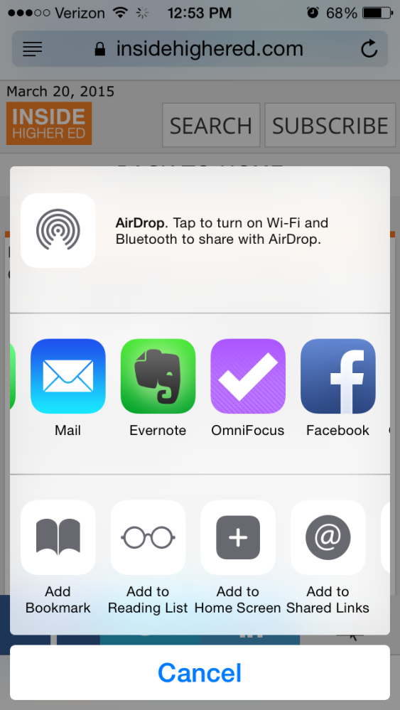 The Last To-Do App You'll Ever Need: OmniFocus (5/6)