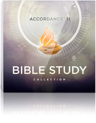 Accordance 11 Bible Study