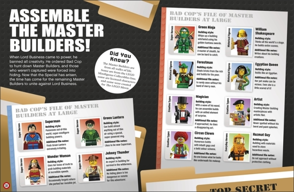 DK LEGO_Master Builders