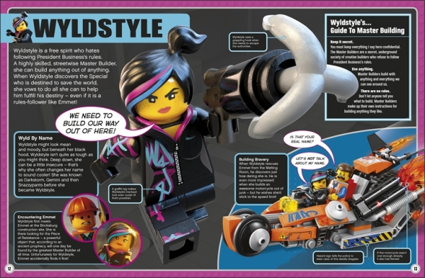 DK LEGO_Wyldstyle