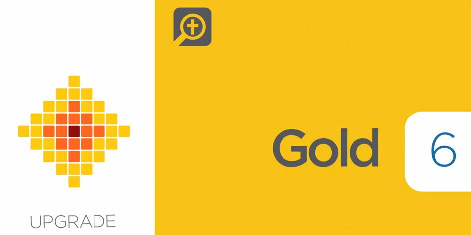Logos 6 Gold