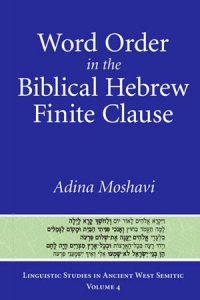 Moshavi Hebrew Word Order