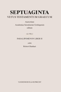 Septuagint 2 Chronicles