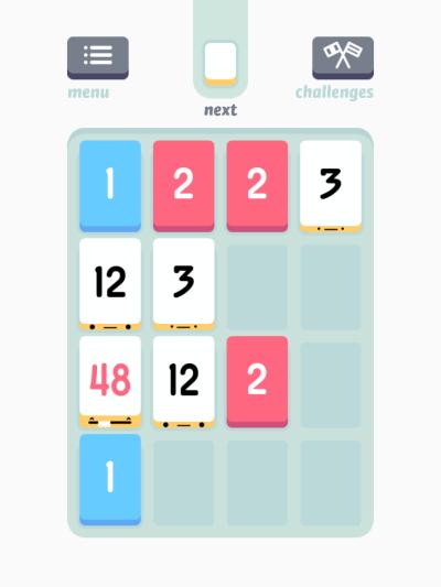 Threes Board