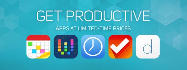 Get Productive App Store