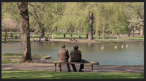 Good Will Hunting Public Garden