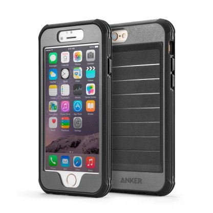 Anker Ultra Protective Case With Built-in Clear Screen Protector for iPhone 6