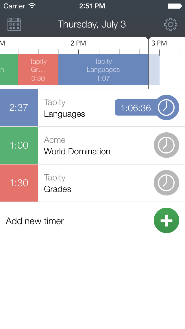 Hours Time Tracking App: Usually $7, Now Free – Words on the