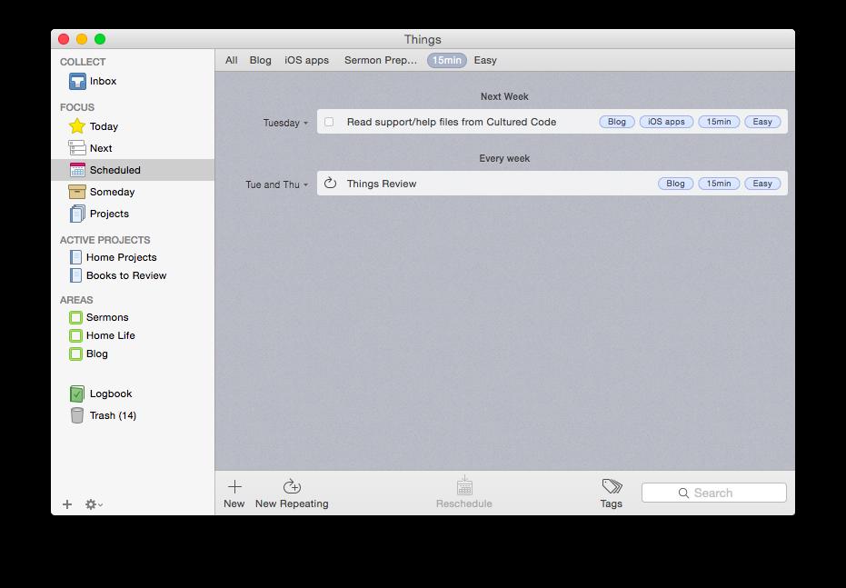 Things For Mac App