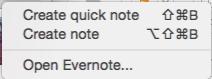 2_Create a Note