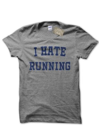 I Hate Running