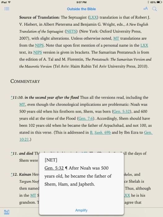 FN on iPad
