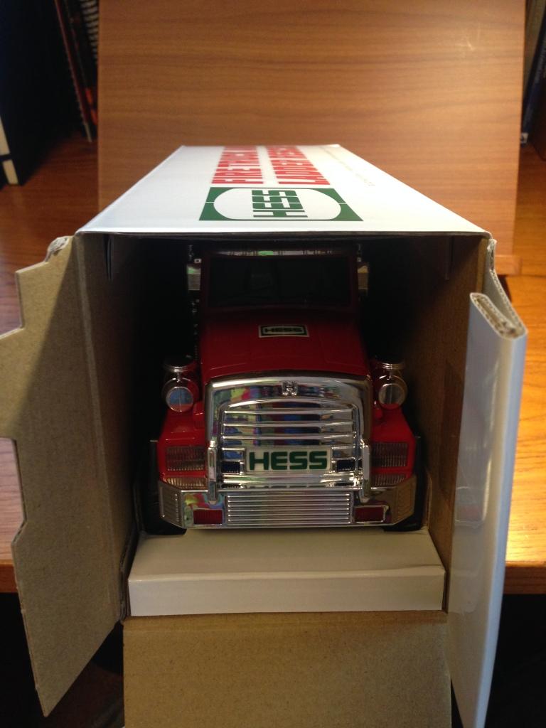 Hess Box Open