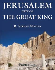 Jerusalem City of the Great King