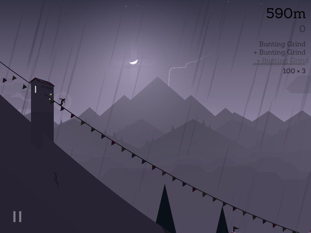 Raining at Night