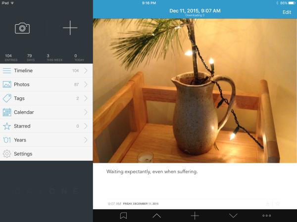 iPad Menu Landscape 2