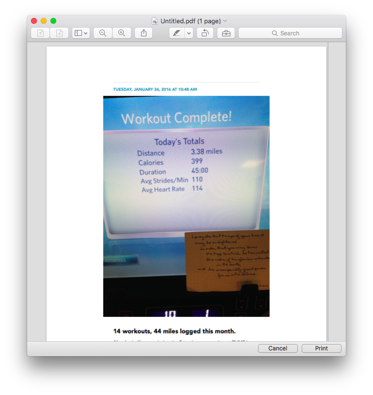 word mac export to pdf a3