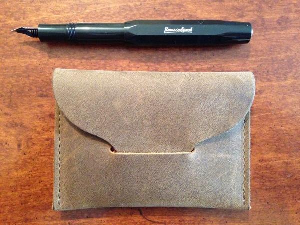 Spike Wallet by Pen