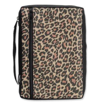 Like a roaring... leopard?