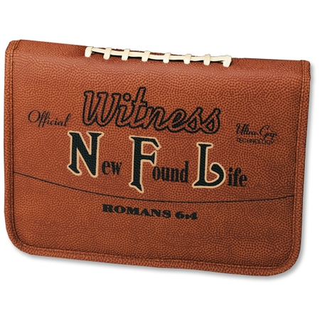 NFL Bible Cover