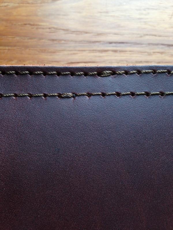 Stitching Close-up