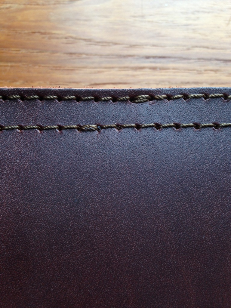 Stitching Close-up