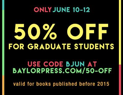Baylor University Press Sale