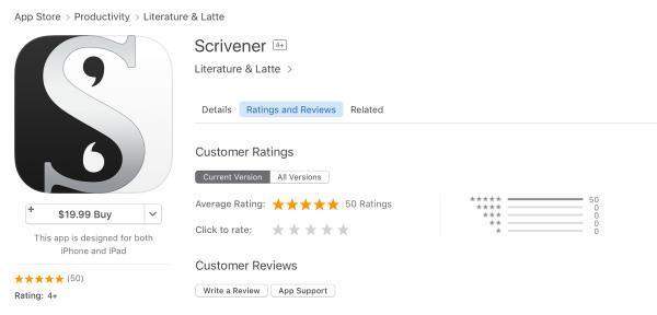 Already 50 5-Star Reviews!